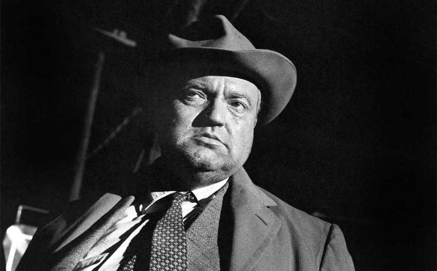 Touch of Evil (1958) Directed by Orson Welles Shown: Orson Welles